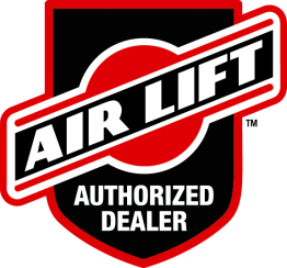 Air Lift Authorized Dealer Logo 2C
